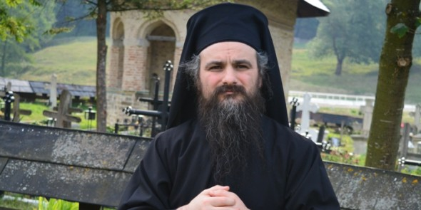 Părintele David, duhovnicul Mănăstirii Dragomirna