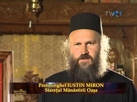 Părintele Iustin Miron