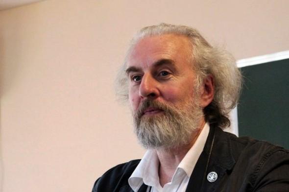 Profesorul Alexandru Dvorkin