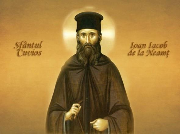 Sfantul Ioan Iacob de la Neamt - Hozevitul