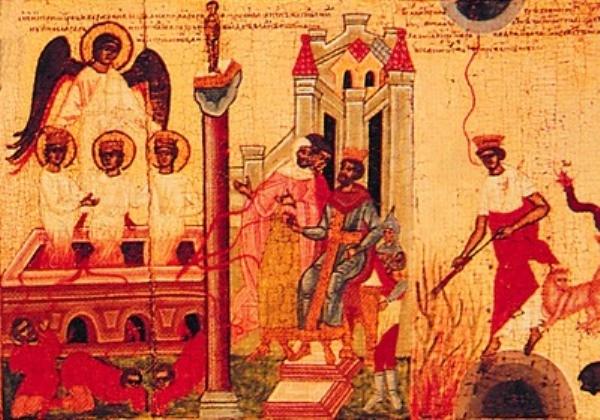 Rugaciunea Sfantului Prooroc Daniil