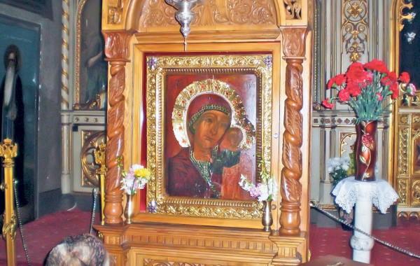 MAICA DOMNULUI SIRIACA - manastirea ghighiu