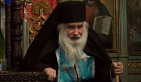 Părintele Neonil Ștefan, starețul Sfintei Manastiri Frasinei, a trecut la cele veșnice