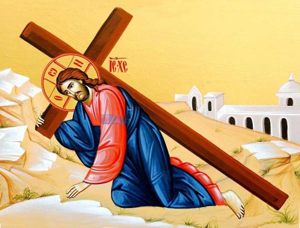 Iisus-Hristos-Cruce