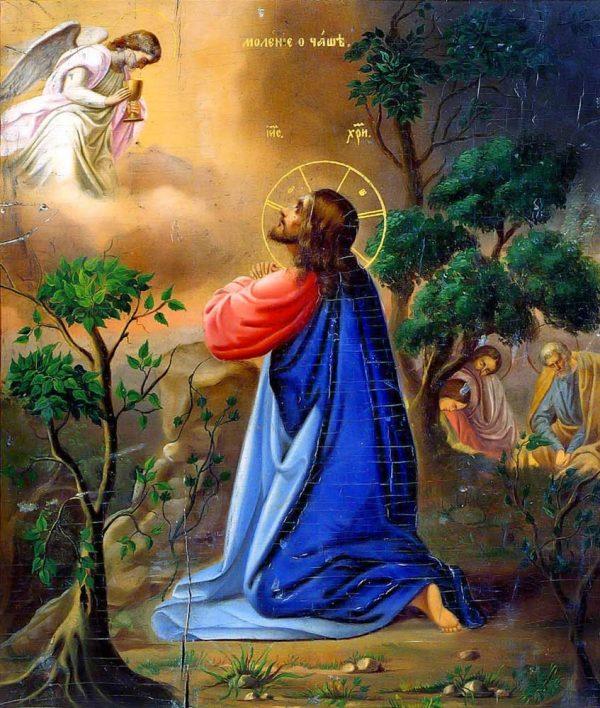 Iisus-Hristos-Ghetsimani
