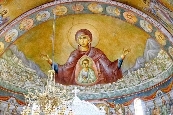 catedrala_sf_andrei-patras-interior_maica-domnului