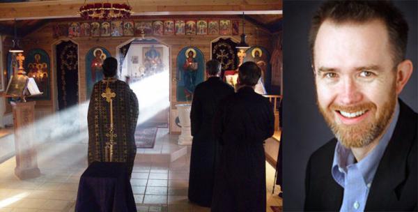 Scriitor american Romano-Catolic convertit la Ortodoxie