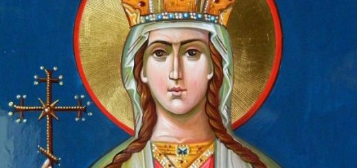 Sfânta Mare Muceniţă Irina