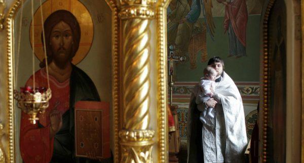 Iisus-Hristos-preot-copil-biserica