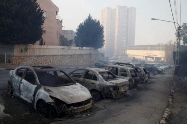 israel-incendii-2