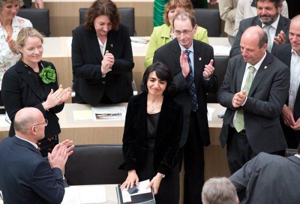 Konstituierende Sitzung nach Landtagswahl