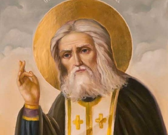 Sfântul Preacuviosul Părintele nostru Serafim de Sarov
